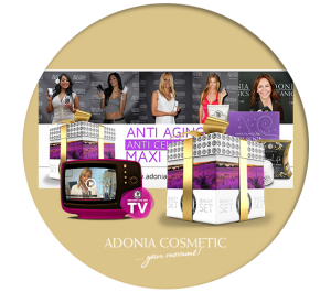 Kussmann & Kussmann Online Marketing Referenzen: Adonia Cosmetic