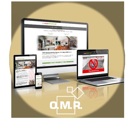 Kussmann & Kussmann Online Marketing Referenzen: OMR Bau München