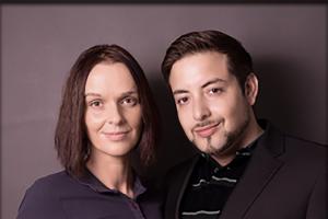 Kussmann & Kussmann Gründer und geschäftsführende Inhaber: Yvonne Kussmann und Denis Kussmann