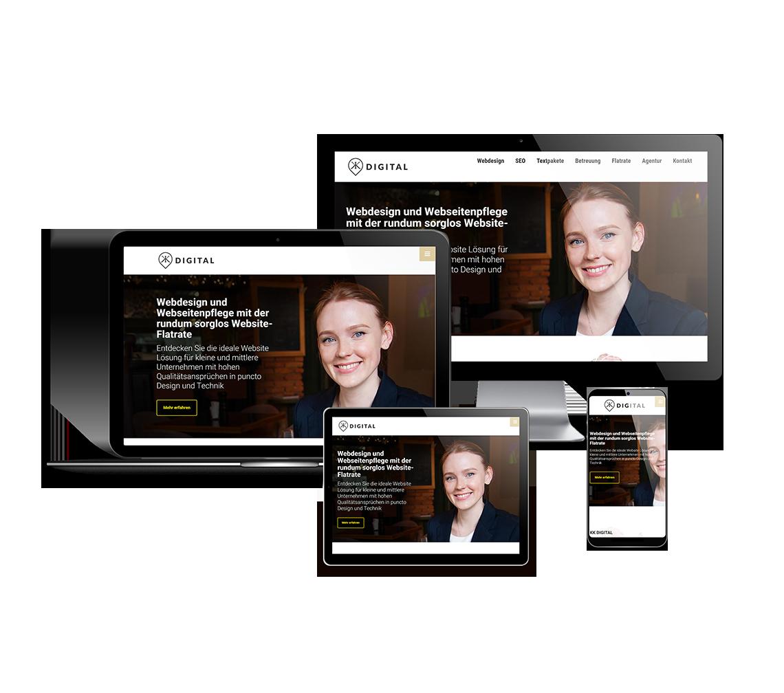 Online Marketing für kleine und mittlere Unternehmen